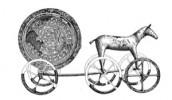 Sonnenwagen von Trundholm