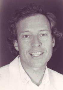 Ruediger Dahlke in den 1980er Jahren