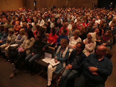 Publikum_Kongress