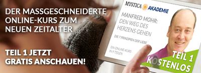Manfred Mohr - Den Weg des Herzens gehen